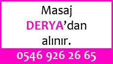 Masöz Derya Eskişehir