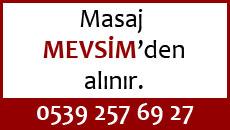 Masöz Mevsim Eskişehir