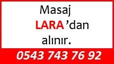 Masöz Lara Eskişehir