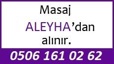 Masöz Aleyha Eskişehir