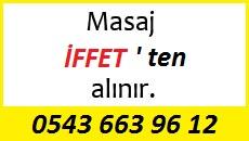 Masöz İffet Eskişehir