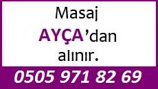 Masöz Ayça Eskişehir