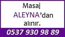 Masöz Aleyna Eskişehir