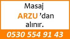 Masöz Arzu Eskişehir
