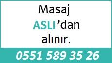 Masöz Aslı Eskişehir