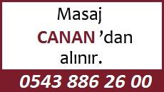 Masöz Canan Eskişehir