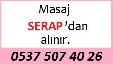 Masöz Serap Eskişehir