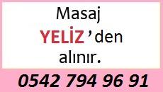 Masöz Yeliz Eskişehir