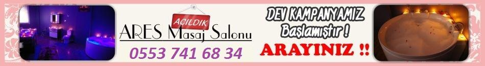 Ares Masaj Salonu Eskişehir