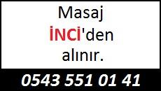 Masöz İnci Eskişehir