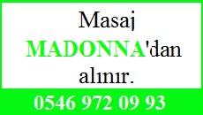 Masöz Madonna Eskişehir