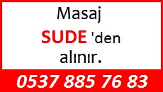 Masöz Sude Eskişehir
