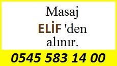 Masöz Elif Eskişehir