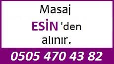 Masöz Esin Eskişehir