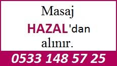 Masöz Hazal Eskişehir