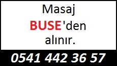 Masöz Buse Eskişehir