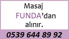 Masöz Funda Eskişehir