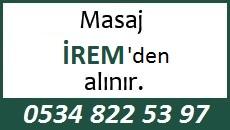 Masöz İrem Eskişehir