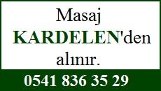 Masöz Kardelen Eskişehir