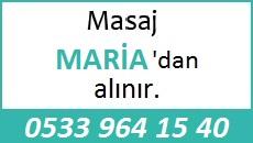Masöz Maria Eskişehir