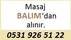 Masöz Balım Eskişehir