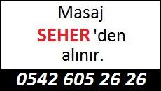 Masöz Seher Eskişehir