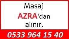 Masöz Azra Eskişehir