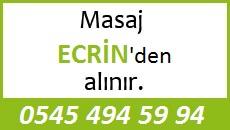 Masöz Ecrin Eskişehir