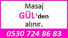 Masöz Gül Eskişehir