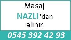 Masöz Nazlı Eskişehir