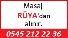 Masöz Rüya Eskişehir