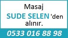 Masöz Sude Selen Eskişehir