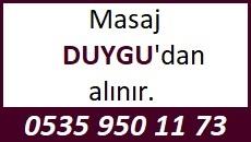 Masöz Duygu Eskişehir