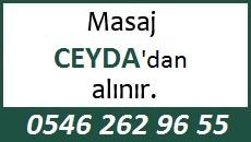 Masöz Ceyda Eskişehir