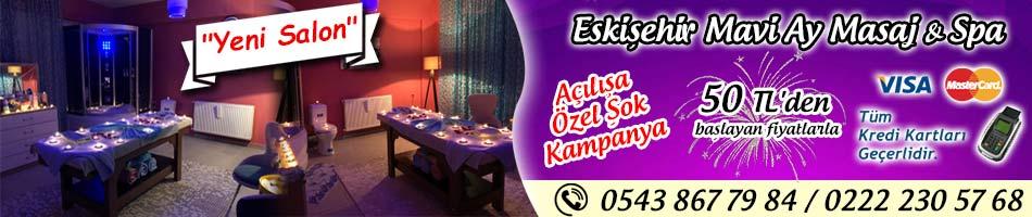 Mavi Ay Masaj Salonu Eskişehir